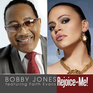 Immagine per 'Rejoice With Me! (feat. Faith Evans) - Single'