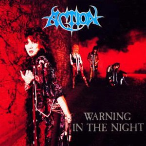 Image for 'Warning In The Night'