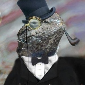 Image for 'The Reptilians Must Be Stopped!'