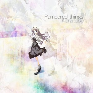 Image for 'Pampered things EP'