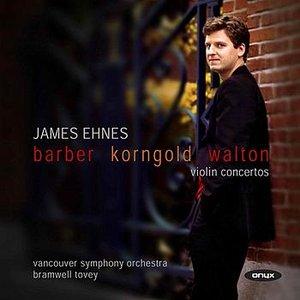 Image for 'Barber, Korngold, Walton: Violin Concertos'