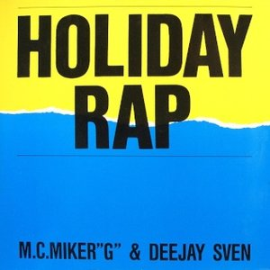 Image for 'Holiday Rap'
