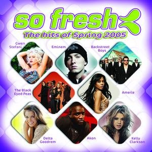 Bild für 'So Fresh The Hits Of Spring 2005'