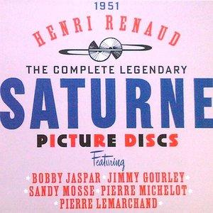 Imagem de 'The Complete Legendary Saturne Picture Discs'