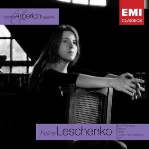 Image for 'Martha Argerich Presents...Polina Leschenko'