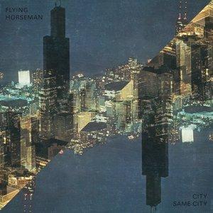 """""""City Same City""""的封面"""