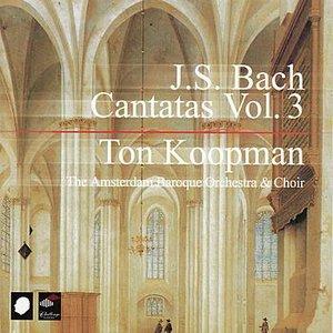 Bild för 'J.S. Bach Cantatas Vol. 3'