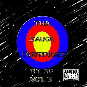 Image for 'The Sauga Continues Vol. 3'