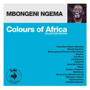 Imagen de 'Colours of Africa: Mbongeni Ngema (Collectors Edition)'