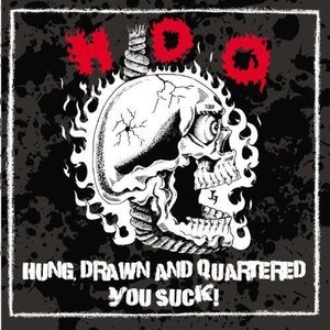 Image for 'Hung, Drawn and Quartered / You Suck!'