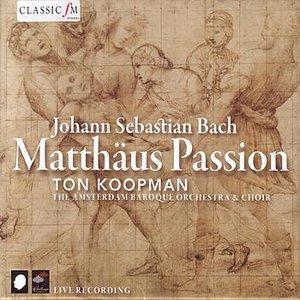 Image for 'Matthäus Passion - BWV 244: Recitativo (Basso): Am Abend, da es kühle war'