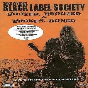 Image for 'Boozed Broozed & Broken Boned'