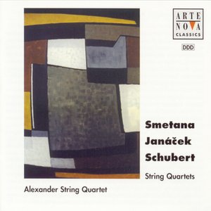 "Image for 'String Quartet No. 12 in C minor, D. 703, ""Quartettsatz"" (Allegro assai)'"
