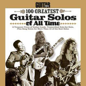 Image for 'Top 100 Greatest Guitar Solos'