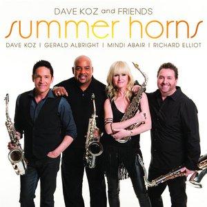 Image for 'Dave Koz and Friends Summer Horns (feat. Gerald Albright, Mindi Abair, Richard Elliot)'
