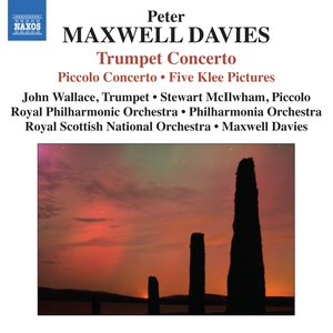 Image for 'Maxwell Davies: Trumpet & Piccolo Concertos'