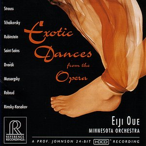 Image for 'Exotic Dances from the Opera'