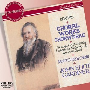 Image for 'Brahms: Choral Music'