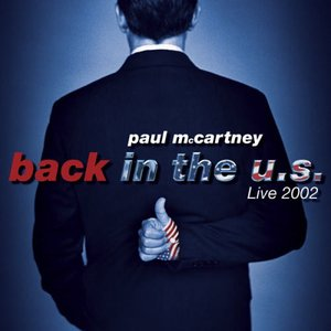 Image for 'Back in the U.S. Live 2002 (disc 1)'