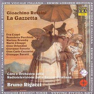 Bild für 'Rossini: La Gazzetta'