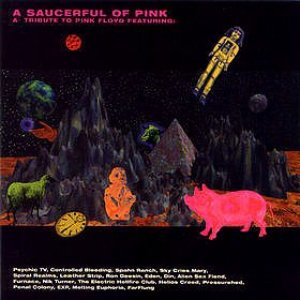 Imagem de 'A Saucerful Of Pink - A Tribute To Pink Floyd'