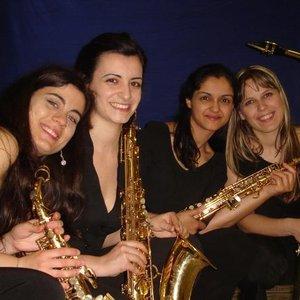 Image for 'Elise Hall Saxophone Quartet'
