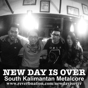 Bild för 'New Day Is Over'