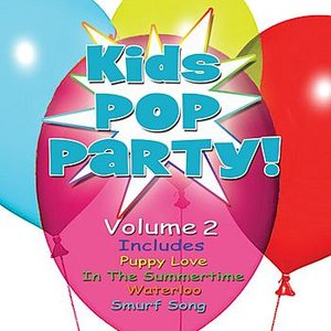 Image for 'Kids Pop Party Volume 2'