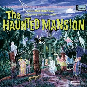 Image for 'Disney's Haunted Mansion'