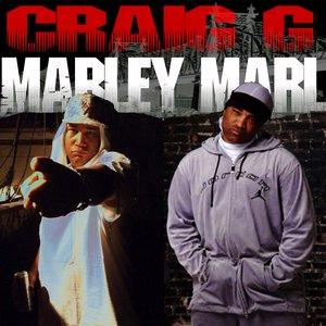 Image for 'Craig G & Marley Marl'