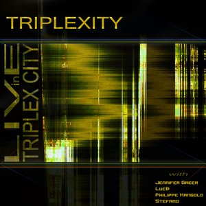 Image for 'Live in Triplex City'