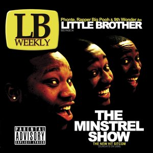 Image for 'The Minstrel Show'