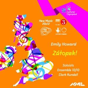Image for 'Emily Howard: Zatopek!'