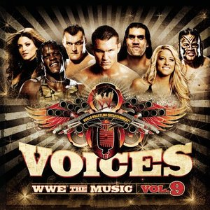 Image for 'Voices: WWE The Music, Vol. 9'