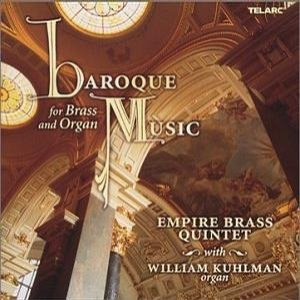 Image for 'Baroque Music for Brass and Organ'