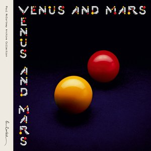 Image for 'Venus And Mars (Remastered 2014)'