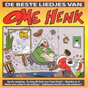Immagine per 'De beste liedjes van Ome Henk'