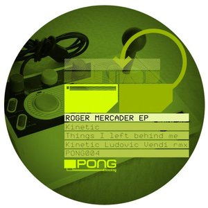 Imagem de 'Kinetic EP'