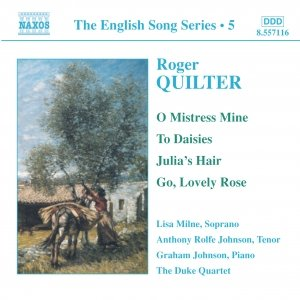 Image for 'QUILTER: Songs'