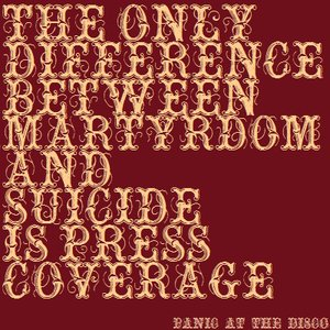 Immagine per 'The Only Difference Between Martyrdom And Suicide Is Press Coverage'