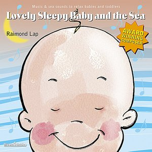 Bild für 'Lovely Sleepy Baby and the Sea'