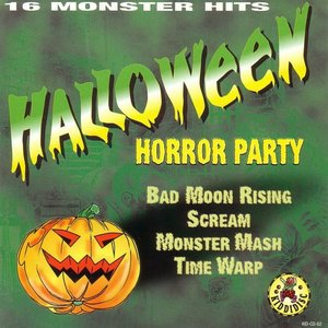 Image for 'Halloween Horror Party - 16 Monster Hits'