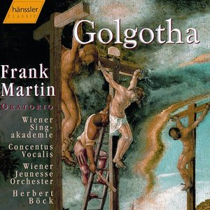 Image for 'Martin: Golgotha'