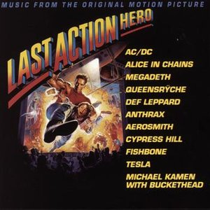 Imagen de 'Music From The Original Motion Picture  Last Action Hero'