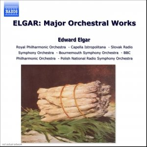Image for 'ELGAR: Major Orchestral Works'