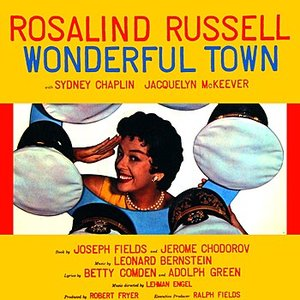 Image for 'Wonderful Town'