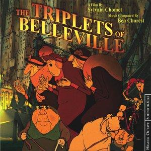 Image for 'Les triplettes de Belleville'