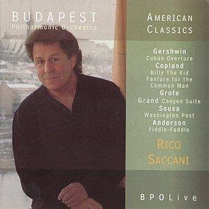 Image for 'BPO Live: American Classics'