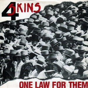 Image for 'One Law for Them'