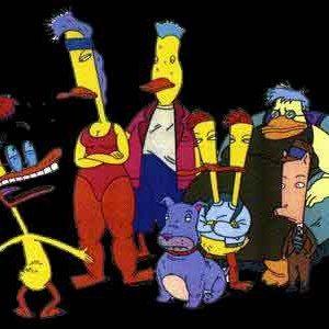 Bild för 'Duckman'